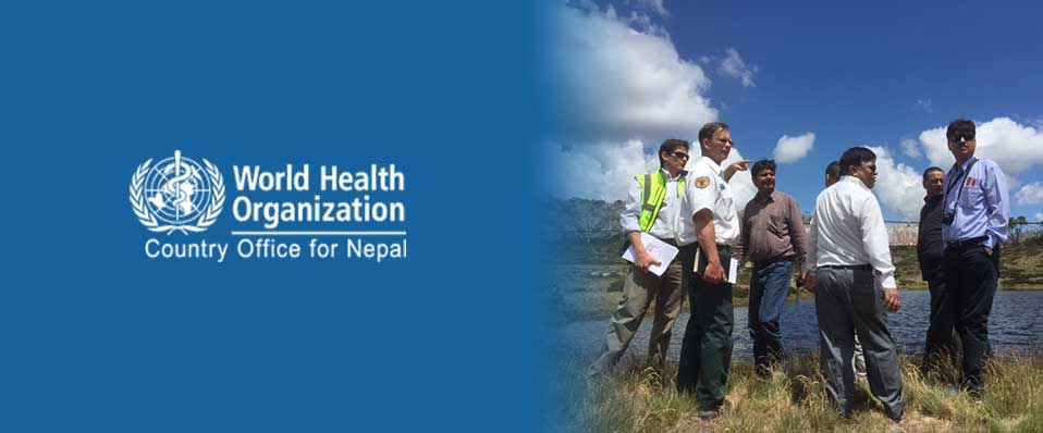 Nepali Ministry of Urban Development training & study tour